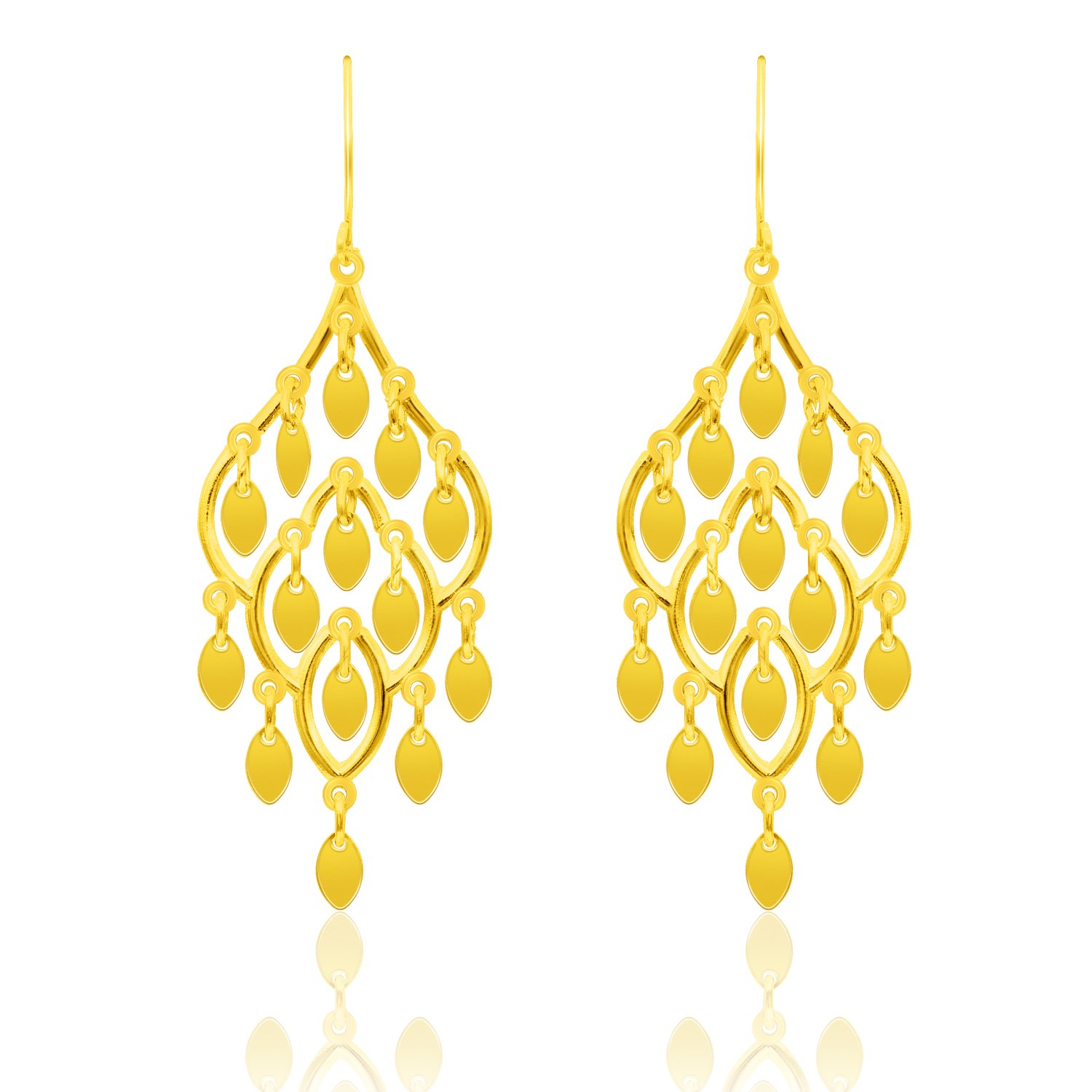 amanda dangling goxd gold sterling dangle e solid earrings lika almond diamonds ad products with drop behar
