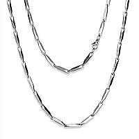 Women's Stainless Steel Link Necklace